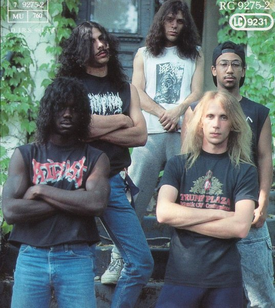 Suffocation