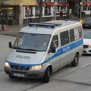 Автобус Polizei on My World.