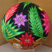 Japan Temari on My World.