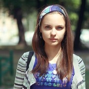 Ксюша :)))) on My World.