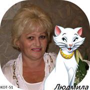 Людмила Скородумова on My World.